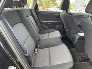 2008 Mazda 3 BK10F2 Neo Black 4 Speed Sports Automatic Hatchback