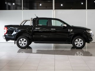 2020 Ford Ranger PX MkIII 2020.75MY XLT Shadow Black 10 Speed Sports Automatic Double Cab Pick Up.