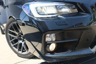 2015 Subaru WRX V1 MY15 Premium Lineartronic AWD Black 8 Speed Constant Variable Sedan.