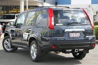 2012 Nissan X-Trail T31 Series IV ST 2WD Tempest Blue 1 Speed Constant Variable Wagon.