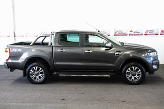 2018 Ford Ranger PX MkII MY18 XLT 3.2 (4x4) Grey 6 Speed Automatic Double Cab Pick Up