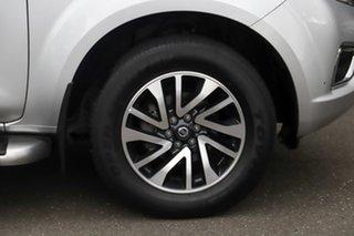 2015 Nissan Navara D23 ST 4x2 Silver, Chrome 7 Speed Sports Automatic Utility