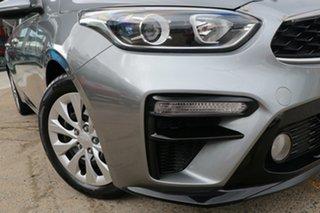 2020 Kia Cerato BD MY21 S Grey 6 Speed Sports Automatic Hatchback.