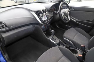 2014 Hyundai Accent RB2 Active Blue 4 Speed Sports Automatic Hatchback