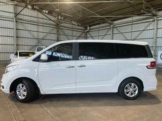 2016 LDV G10 SV7A White 6 Speed Sports Automatic Wagon.