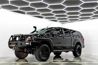2016 Ford Ranger PX MkII MY17 XL 3.2 (4x4) Black 6 Speed Manual Super Cab Utility