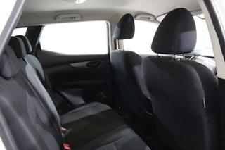 2017 Nissan Qashqai J11 ST White 1 Speed Constant Variable Wagon