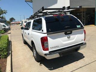 2019 Nissan Navara D23 S3 RX 4x2 White 7 speed Automatic Utility