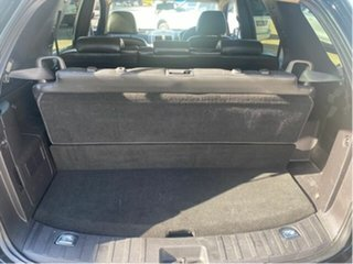2009 Ford Territory SY MY07 Upgrade Ghia (RWD) Black 4 Speed Auto Seq Sportshift Wagon