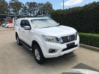 2017 Nissan Navara D23 S2 ST 4x2 White 7 speed Automatic Utility.