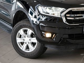 2020 Ford Ranger PX MkIII 2020.75MY XLT Shadow Black 10 Speed Sports Automatic Double Cab Pick Up
