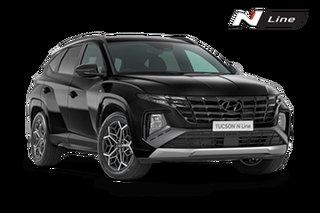 2021 Hyundai Tucson NX4.V1 Elite N-Line Phantom Black 8 Speed Automatic SUV