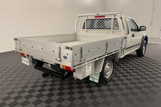 2012 Isuzu D-MAX MY11 SX Space Cab White 5 speed Manual Cab Chassis
