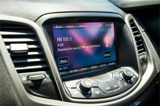 2017 Holden Commodore VF II MY17 Evoke Sportwagon Red 6 Speed Sports Automatic Wagon