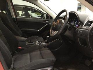 2016 Mazda CX-5 KE1032 Maxx SKYACTIV-Drive AWD Sport Soul Red 6 Speed Sports Automatic Wagon