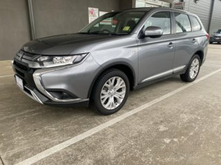 2021 Mitsubishi Outlander ZL MY21 ES AWD Grey 6 Speed Constant Variable Wagon.