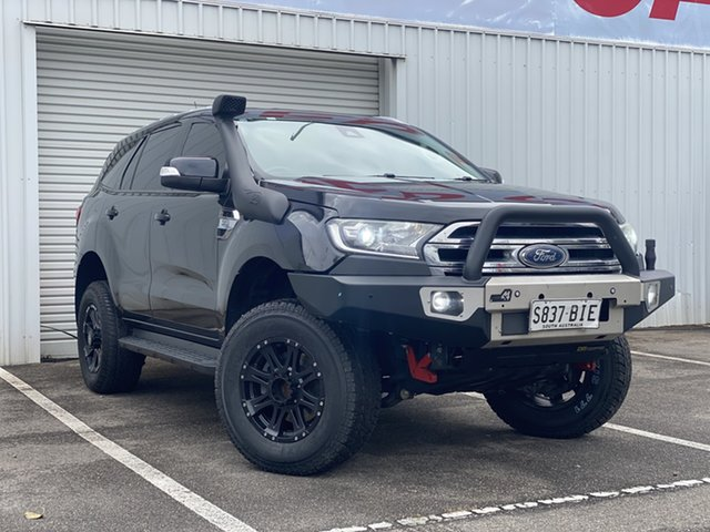 Used Ford Everest UA Trend Nailsworth, 2015 Ford Everest UA Trend Black 6 Speed Sports Automatic SUV