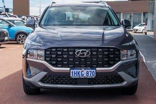 2021 Hyundai Santa Fe Tm.v3 MY21 Active Lagoon Blue 8 Speed Sports Automatic Wagon.
