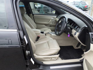 2008 Holden Caprice Black Automatic Sedan