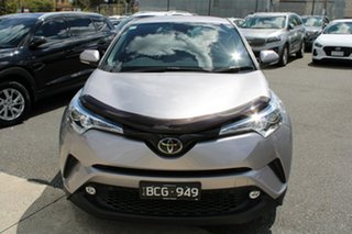 2019 Toyota C-HR NGX10R S-CVT 2WD Silver 7 Speed Constant Variable Wagon.