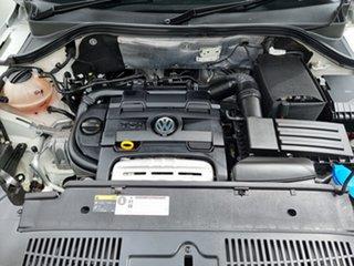 2015 Volkswagen Tiguan 5N MY15 118TSI DSG 2WD White 6 Speed Sports Automatic Dual Clutch Wagon