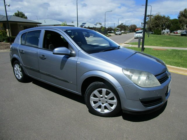 Used Holden Astra AH CD Glenelg, 2005 Holden Astra AH CD Silver 4 Speed Automatic Hatchback