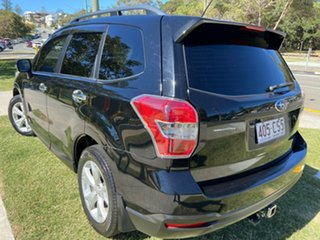 2013 Subaru Forester S4 MY13 2.5i-L Lineartronic AWD Black 6 Speed Constant Variable Wagon