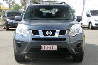 2012 Nissan X-Trail T31 Series IV ST 2WD Tempest Blue 1 Speed Constant Variable Wagon