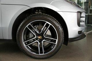 2020 Porsche Macan 95B MY20 S PDK AWD Silver 7 Speed Sports Automatic Dual Clutch Wagon
