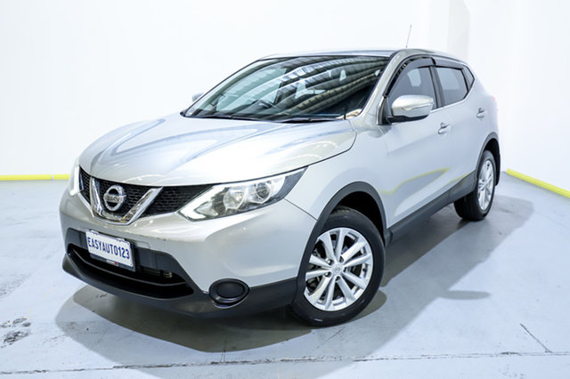 Used Nissan Qashqai J11 ST Canning Vale, 2014 Nissan Qashqai J11 ST Silver 1 Speed Constant Variable Wagon