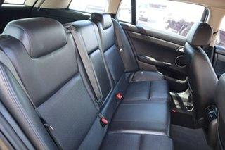 2011 Holden Commodore VE II MY12 Equipe Sportwagon Black 6 Speed Sports Automatic Wagon