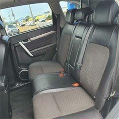 2017 Holden Captiva CG MY17 LT AWD White 6 Speed Sports Automatic Wagon