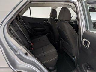 2019 Hyundai Venue QX MY20 Active Silver 6 Speed Automatic Wagon