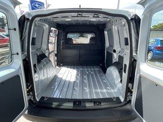 2021 Volkswagen Caddy SKN MY21 TDI320 Cargo SWB DSG Reflex Silver 7 Speed