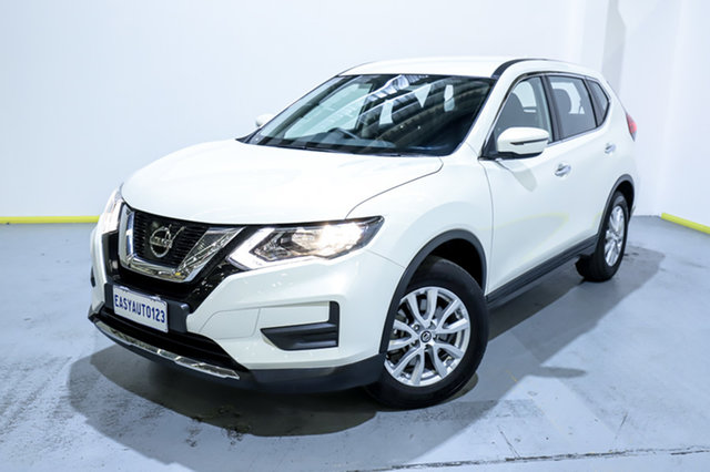 Used Nissan X-Trail T32 Series II ST X-tronic 2WD Canning Vale, 2019 Nissan X-Trail T32 Series II ST X-tronic 2WD White 7 Speed Constant Variable Wagon
