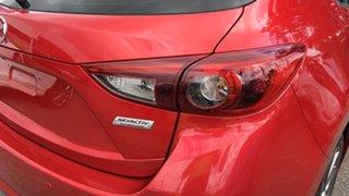 2017 Mazda 3 BN5436 SP25 SKYACTIV-MT Astina Red 6 Speed Manual Hatchback