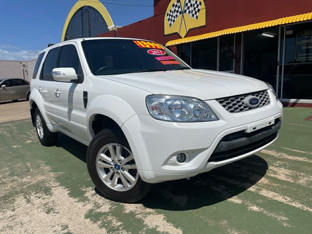 Used Ford Escape ZD MY10 Toowoomba, 2011 Ford Escape ZD MY10 4 Speed Automatic SUV