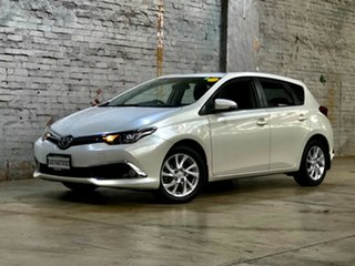 2017 Toyota Corolla ZRE182R Ascent Sport S-CVT White 7 Speed Constant Variable Hatchback