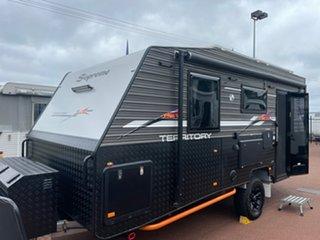 2021 Supreme Territory Offroad Caravan
