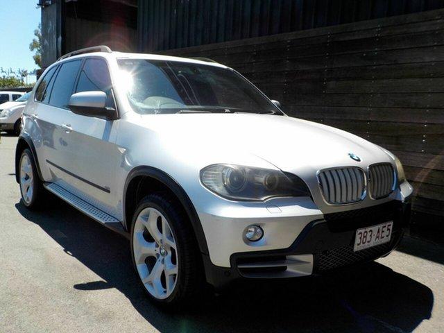 Used BMW X5 E70 Steptronic Labrador, 2008 BMW X5 E70 Steptronic Silver 6 Speed Sports Automatic Wagon