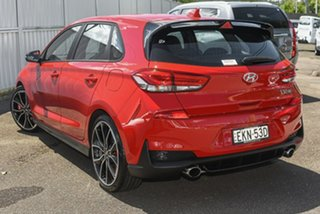2020 Hyundai i30 PDe.3 MY20 N Fastback Performance Red 6 Speed Manual Coupe.