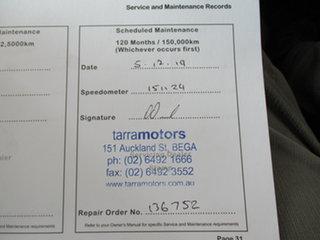 2010 Kia Sorento XM MY10 Platinum Red 6 Speed Sports Automatic Wagon