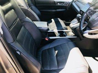 2017 Honda CR-V RW MY18 VTi-LX 4WD Grey 1 Speed Constant Variable Wagon