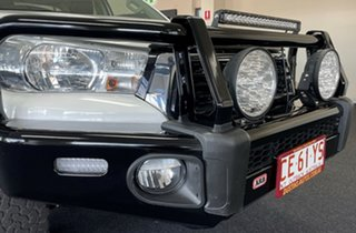 2019 Toyota Hilux GUN126R SR Double Cab White 6 Speed Manual Utility