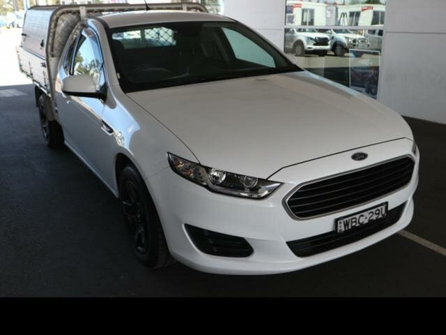 Used Ford Falcon Kingswood, Ford 2014.00 SINGLE CC BASE . 4.0PET 6A FLR