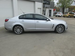2014 Holden Calais VF MY14 V Silver 6 Speed Sports Automatic Sedan.