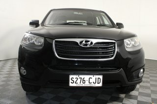2006 Hyundai Santa Fe CM MY07 SLX Black 4 Speed Sports Automatic Wagon.