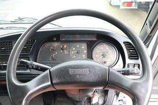 2001 Isuzu FVZ1400 5 White Manual Tipper