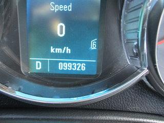 2011 Holden Cruze JH Series II MY11 SRi-V Blue 6 Speed Sports Automatic Sedan
