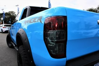 2015 Ford Ranger PX MkII XL Blue 6 Speed Manual Cab Chassis